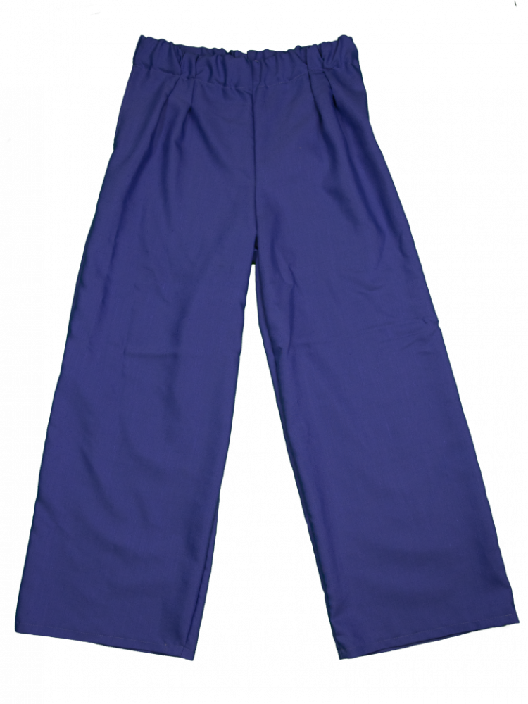 Pants Preppy purple