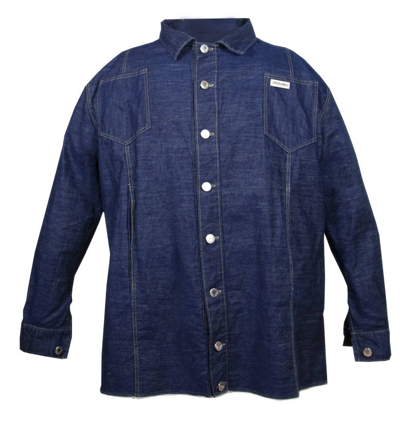 Oversized Jacket Bio Denim