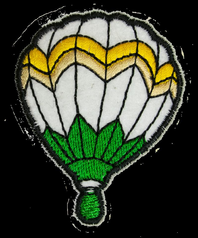 Patch Hot air balloon