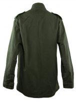 army jacket back small stripes