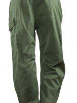 army pants back