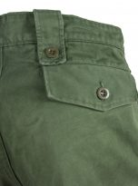 army pants backdetail