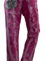 pants splatter pink back