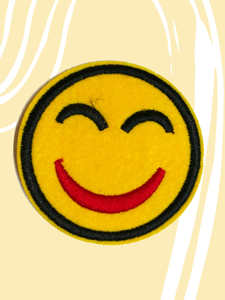 Patch Smiley