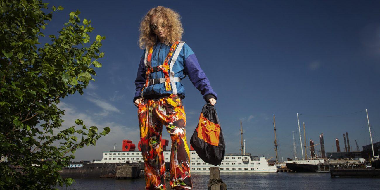 Sportswear for misfits: a graduation project