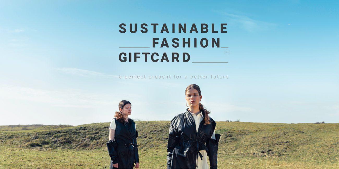 De Sustainable Fashion Gift Card is nu ook te verzilveren bij Stephastique!
