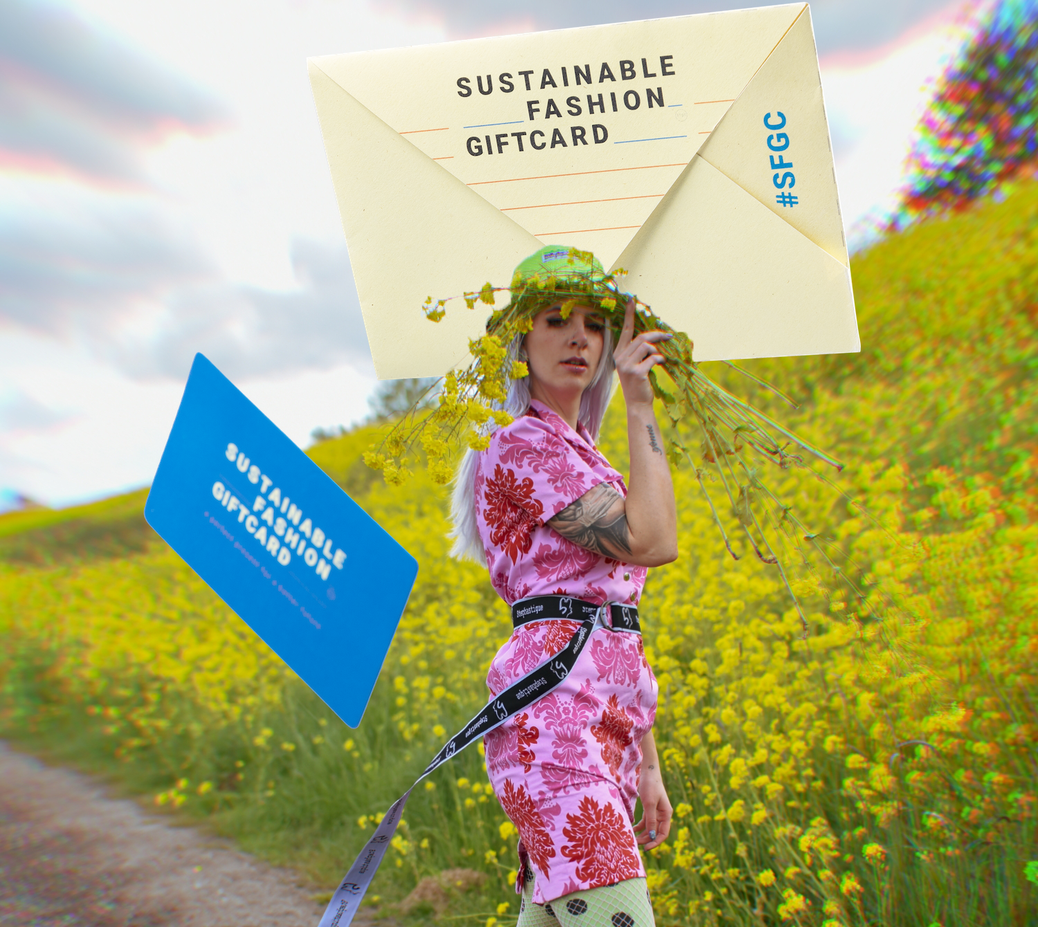 The Sustainable Fashion Gift Card can now also be redeemed at Stephastique!